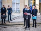 Franse verkiezingen gaan door met maximale beveiliging