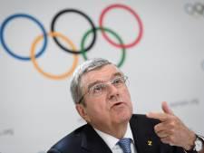 IOC-voorzitter Bach: Olympische Spelen afzeggen is oneerlijk