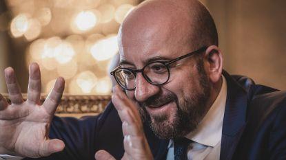 """Premier Michel weerlegt kritiek: """"Dat u België vergelijkt met Italië vind ik verbijsterend"""""""