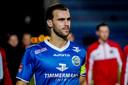 Danny Verbeek, aanvoerder van FC Den Bosch