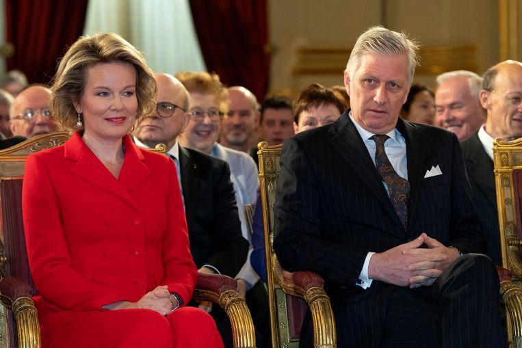 Koning Filip en koningin Mathilde plannen een werkbezoek aan onze regio.
