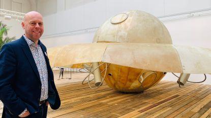 Voorstel in Vlaams parlement: Zottegemse kunstenaar Panamarenko verdient eigen museum