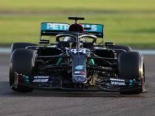 Hamilton moet weer wennen aan eigen wagen: 'Niet de auto die ik had achtergelaten'
