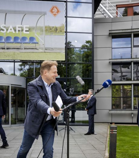 Profclubs naderen akkoord over noodplan KNVB