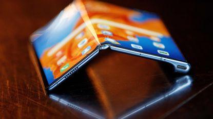 Huawei lanceert vouwbare smartphone van 2500 euro