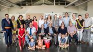 André en Godelieve vieren 65-jarig jubileum