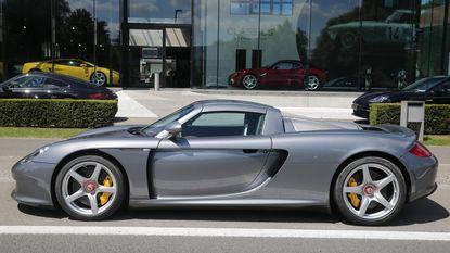 Porsche van Piqueur weer bij rechtmatige eigenaar