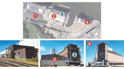Bekende SAMGA-gebouwen gaan tegen vlakte, maar 125 jaar oude bakstenen graansilo ontsnapt aan sloop