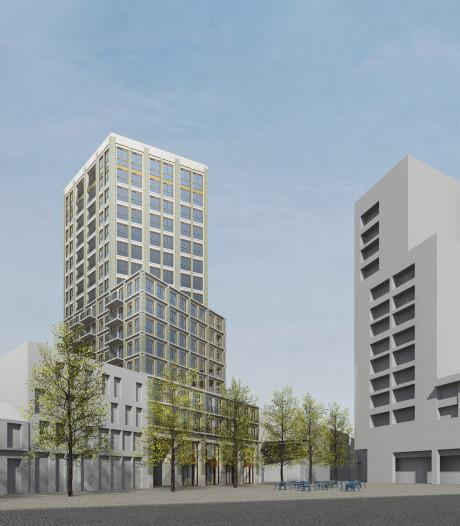 Eindelijk: Hudsontower in aantocht in hartje Tilburg