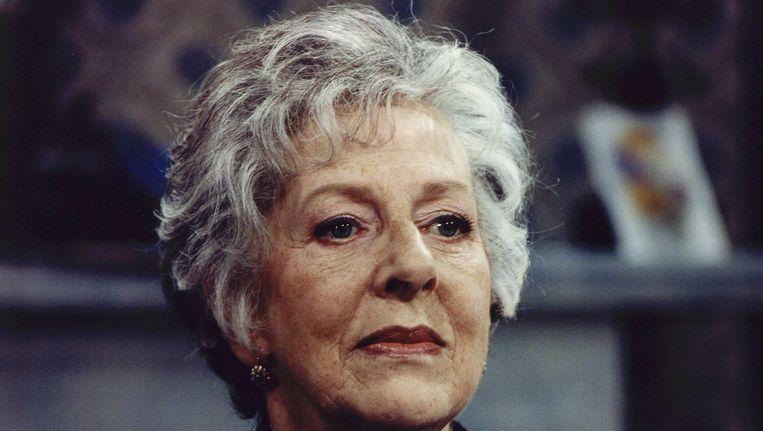 Ellen Vogel in 1992. Beeld ANP