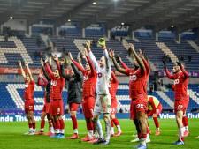 Une victoire précieuse pour le Standard à Genk