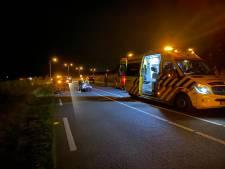 Fietser zwaargewond bij ongeluk met auto in Ermelo: traumahelikopter ingezet