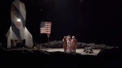 """Dit zag je niet in 'Dat Belooft Voor Later': """"Mama, de maan smaakt naar chocolade!"""""""