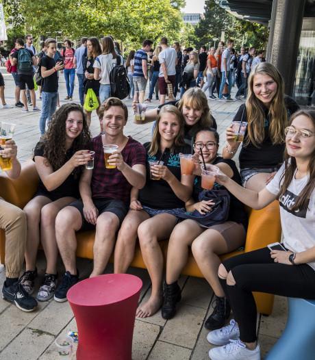 Saxion-student is positiever over Enschede dan UT-ganger
