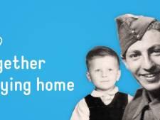 Ooggetuigen 'Market Garden' starten online herdenking van bevrijding met veteranen bij 'Europe Remembers'