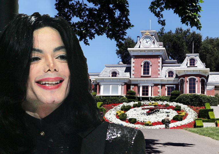 Michael Jackson - Neverland