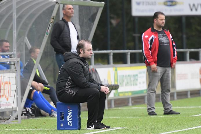 Martijn Jongbloed beseft dat hij bij zijn nieuwe club Victoria Boys genoeg te kiezen heeft.