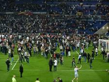 Lyon en Besiktas krijgen een ton boete na rellen in stadion