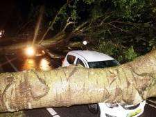 Meerdere tornado's trokken over Oost-Nederland: Dit is de route die ze aflegden