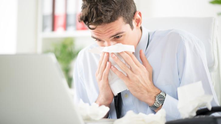 Stigmama: Had ik maar de griep
