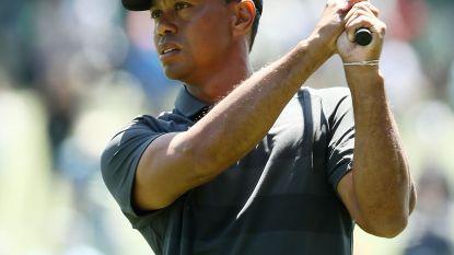 Tiger Woods slaat terug