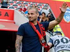 Fitte Sneijder maakt vanavond debuut voor Nice
