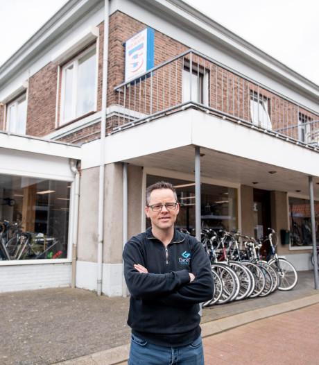 Vroomshoopse 'fietsenoorlog' voorbij, Gevro zit nu in Ommen