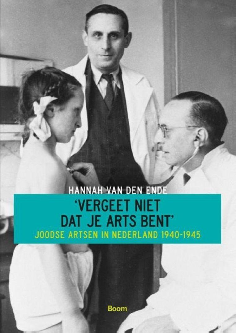 Boek cover Vergeet niet dat je arts bent Beeld