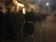 Tilburg stemt ook na 21.00 uur nog volop