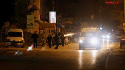 Opnieuw rellen in Tunesië