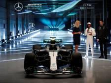 Het nieuwe wapen van Mercedes: de W09