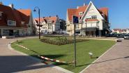 Terug bloemetjes op het vernieuwde Leopoldplein om historisch karakter te bewaren