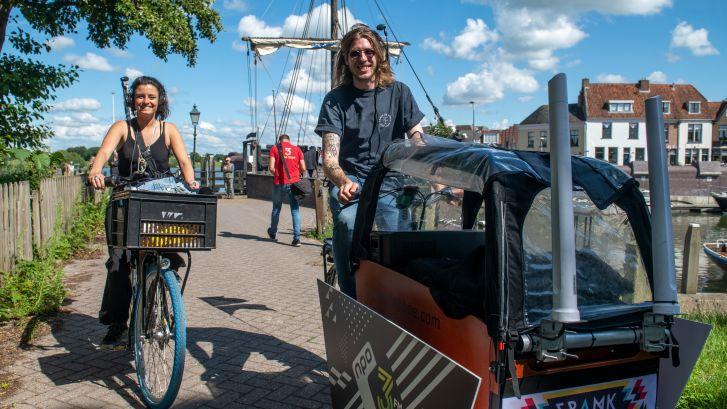 3FM ontdekt Hanzestad-vibe in Kampen