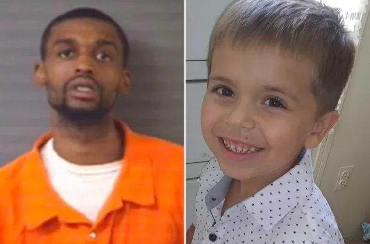 Darius Sessoms (25) schoot de vijfjarige Cannon Hinnant dood in Wilson, North Carolina.