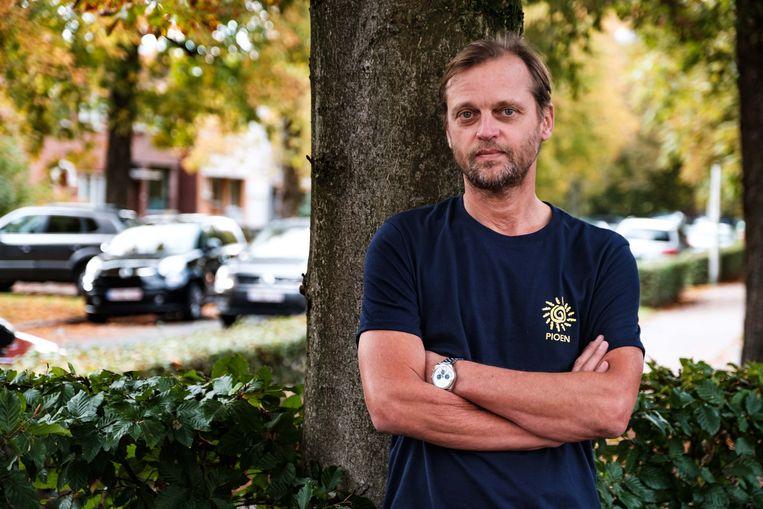 Peter Huyghe, schoonvader van de vermoorde Julie Van Espen, start met Pioen een verdedigingcursus voor vrouwen.