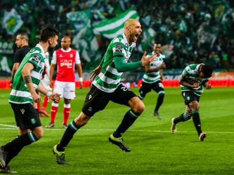 Dost twee keer trefzeker in belangrijk duel met Sporting Braga