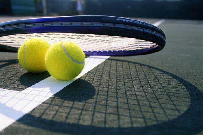 De gemeente Geldrop schrapt twee tennisbanen.