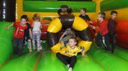 Sporthal wordt opnieuw speelparadijs