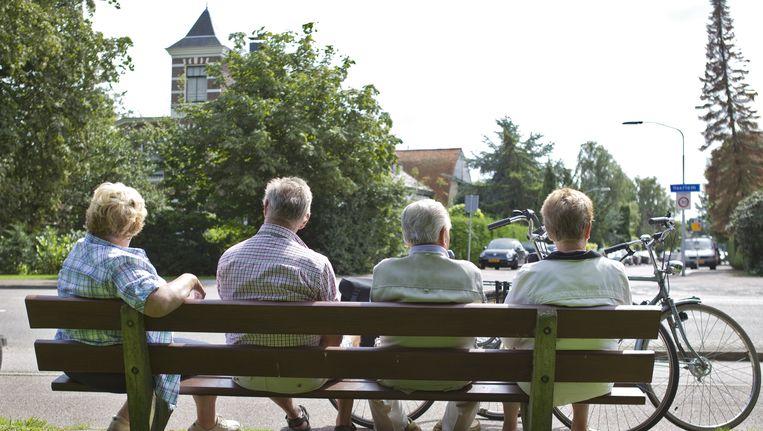 De pensioenfondsen hebben het goed gedaan, maar pensioengerechtigden zien daar weinig van terug. Beeld ANP XTRA
