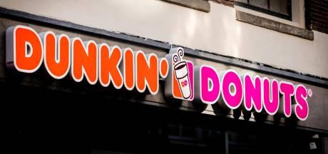 Dunkin' Donuts, met vestigingen in Tilburg en Eindhoven, wordt Dunkin'