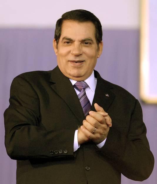 President Zine El Abidine Ben Ali.