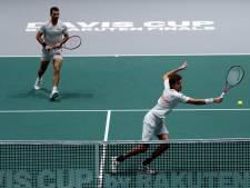 Nederland buigt voor Kazachstan in eerste groepsduel Davis Cup
