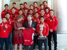 Les Red Lions rejoignent les finalistes pour le trophée d'Équipe de l'année