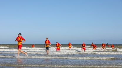 Grote test voor Middelkerkse strandredders