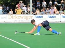 Hockeyspits Tijmen eet weken door rietje na dubbele kaakbreuk