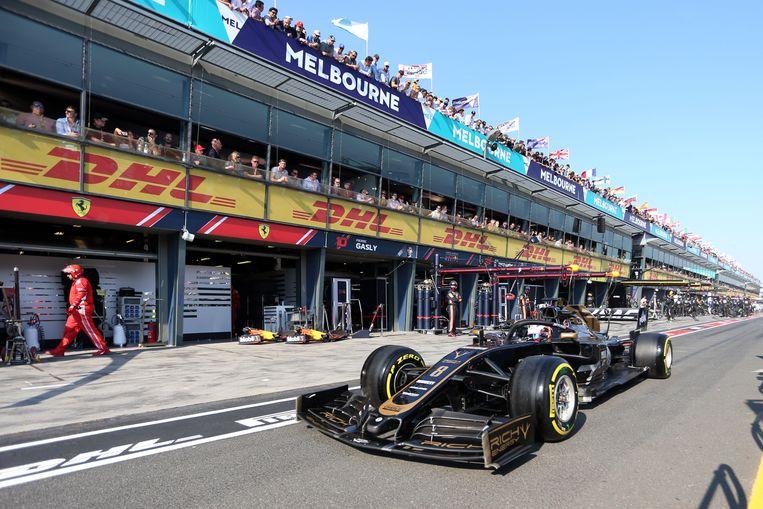 De Fransman Grosjean van Haas.