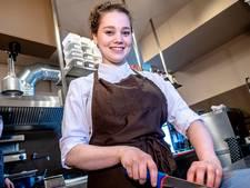 Julia (21) werkt nu al in sterrenrestaurant: 'Met vrienden naar sushitent, anders ben ik te kritisch'