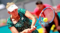 """Elise Mertens: """"Ambitie op Roland Garros is derde ronde… en beter"""""""