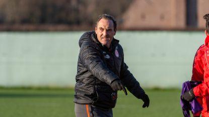 """Yves Vanderhaeghe zet KVK-spelersgroep op scherp: """"Bij winst draaien laatsten met kritiek wel bij"""""""