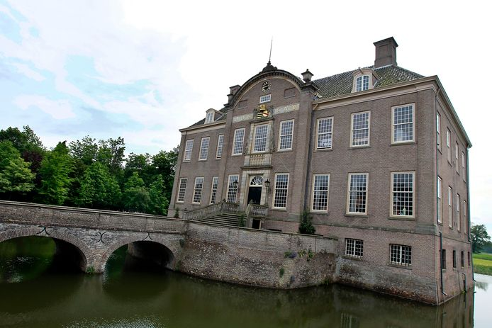 De Internationale School Eerde is gevestigd in kasteel Eerde.